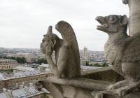 горит Нотр-Дам собор парижской богоматери